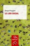 Serge Paugam - Le lien social.