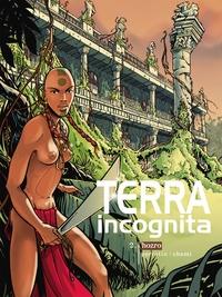 Serge Perrotin et  Chami - Terra incognita Tome 2 : Hozro.