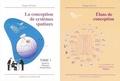 Serge Potteck - La conception de systèmes spatiaux - 2 volumes : Tome 1, Paysage, Système, Mouvements ; Tome 2, Elans de conception.