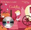 Serge Prokofieff et Elodie Fondacci - Cendrillon. 1 CD audio