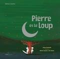 Serge Prokofieff et Eric Battut - Pierre et le loup - Coffret avec une illustration d'Eric Battut à encadrer. 1 CD audio