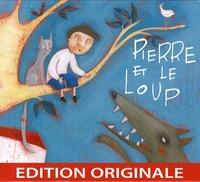 Serge Prokofiev - Pierre et le loup - CD audio.