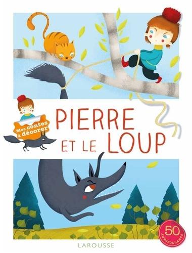 Pierre et le loup - Serge Prokofiev,Sandra Lebrun,Mélanie Grandgirard