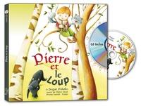 Serge Prokofiev et Robert Hirsch - Pierre et le Loup. 1 CD audio