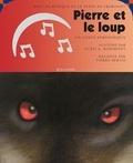 Serge Prokofiev et Pierre Bertin - Pierre et le loup. 1 CD audio