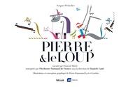 Serge Prokofiev et François Morel - Pierre & le loup. 1 CD audio