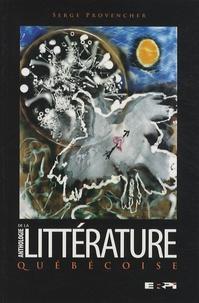 Anthologie de la littérature québécoise.pdf