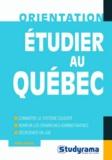 Serge Raynal - Etudier au Québec.