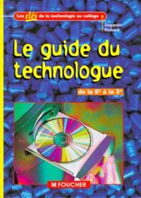 Le guide du technologue - De la 6ème à la 3ème.pdf