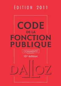 Serge Salon et Jean-Charles Savignac - Code de la fonction publique 2011.