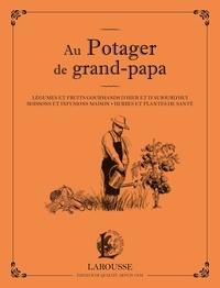 Serge Schall - Au potager de grand-papa.