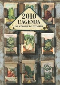 De mémoire de potagers - Lagenda 2010.pdf