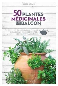 Histoiresdenlire.be Des plantes médicinales pour mon balcon - Les cultiver sur une terrasse, un balcon, un rebord de fenêtre..., les conserver, les utiliser Image