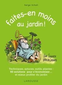 Histoiresdenlire.be Faites-en moins au jardin! Image