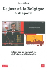 Deedr.fr Le jour où la Belgique a disparu - Retour sur un moment clé de l'histoire télévisuelle Image