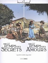 Serge Scotto et Eric Stoffel - Coffret en 2 volume : Le temps secrets ; Le temps des amours.