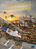 Serge Scotto et Eric Stoffel - Histoires de pilotes Tome 2 : Les premiers brevets - Volume 2.