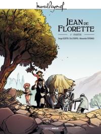 Serge Scotto et Eric Stoffel - Jean de Florette Tome 1 : .