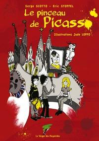 Serge Scotto et Eric Stoffel - Le pinceau de Picasso.