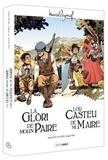 Serge Scotto et Eric Stoffel - M. Pagnol en BD : Écrin La glori de moun paire/Lou Castèu de ma Maire.