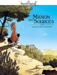 Serge Scotto et Eric Stoffel - Manon des sources Tome 1 : .
