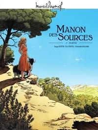 Serge Scotto et Eric Stoffel - Manon des sources - Tome 1.