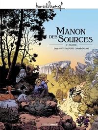 Serge Scotto et Eric Stoffel - Manon des sources Tome 2 : .