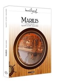Serge Scotto et Eric Stoffel - Marius Histoire complète : Pack en 2 volumes : Tomes 1 et 2.