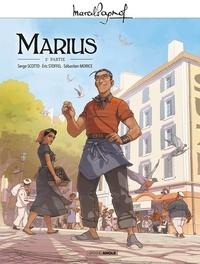 Serge Scotto et Eric Stoffel - Marius Tome 2 : .