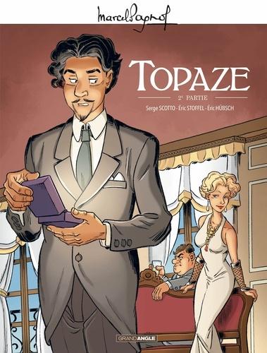 Serge Scotto et Eric Stoffel - Topaze Tome 2 : .