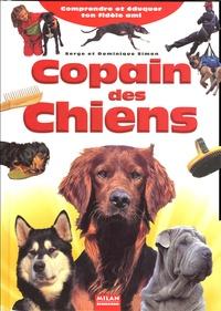 Serge Simon et Dominique Simon - Copain des chiens.
