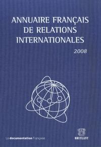 Serge Sur - Annuaire français de relations internationales - Volume 9.