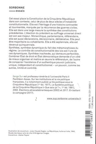 Les aventures constitutionnelles de la France