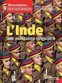 Serge Sur et Sabine Jansen - Questions internationales N° 106, mars-avril 2 : L'Inde : une puissance singulière.