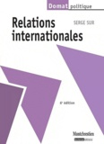Serge Sur - Relations internationales.