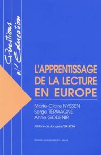 Serge Terwagne et Anne Godenir - .