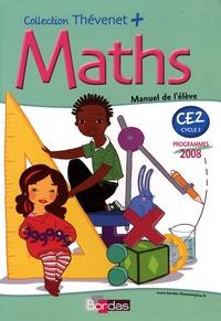 Serge Thévenet - Maths CE2 Thévenet + - Programmes 2008.