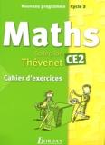 Serge Thévenet et Annie Debailleul - Maths CE2.