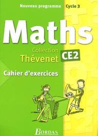 Serge Thévenet et Anne Débailleul - Maths CE2.