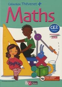 Serge Thévenet - Maths CE2 - Programmes 2008.