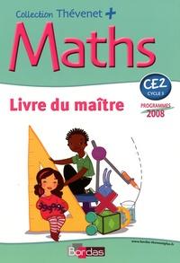 Serge Thévenet - Maths CE2 - Livre du maître, programmes 2008.