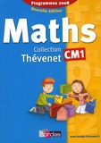 Serge Thévenet - Maths CM1.