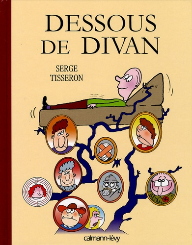Serge Tisseron - Dessous de divan.