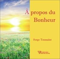 Accentsonline.fr A propos du Bonheur Image