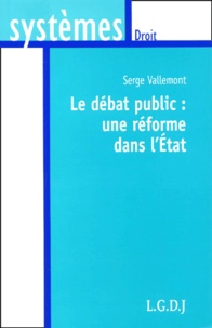 Histoiresdenlire.be Le débat public : une réforme dans l'Etat Image