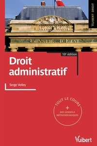 Serge Velley - Droit administratif.