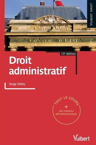 Droit administratif 13e édition