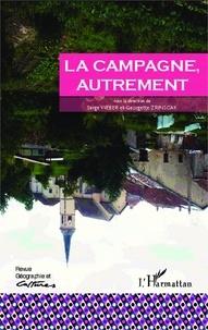 Serge Weber et Georgette Zrinscak - Géographie et Cultures N° 87-88, automne 20 : La campagne, autrement.