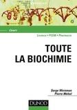 Serge Weinman et Pierre Méhul - Toute la biochimie.