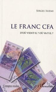 Histoiresdenlire.be Le franc CFA - D'ou vient-il ? Ou va-t'-il? Image